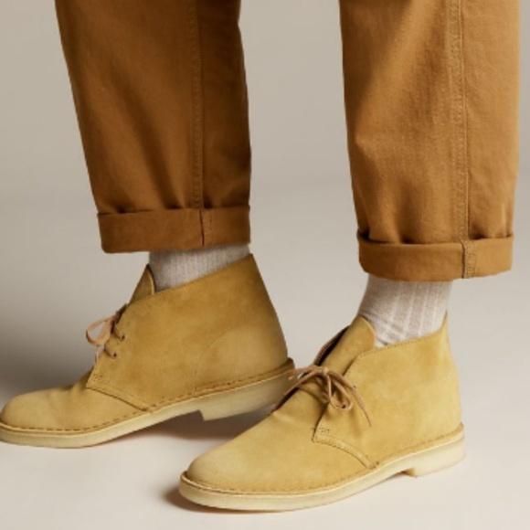 591a37c8 Clarks Desert Boots Originals Men's size 11.5 NWT